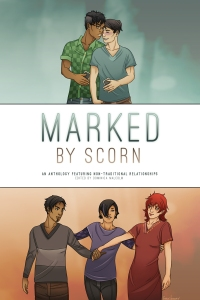 Marked by Scorn cover
